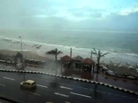 Winter Alexandria Egypt.AVI