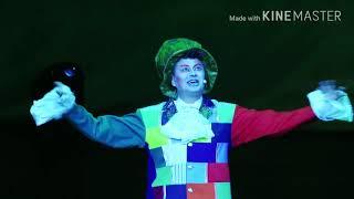 Мой сумасшедший шляпник!!!!) Алиса в стране чудес мюзикл!!!)