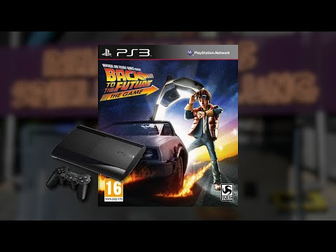 Gameplay : Back to the Future the Game [Playstation 3]