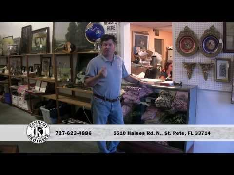 Auction House, New Comers Info with Kennedy Brothers Auctions St. Petersburg, FL