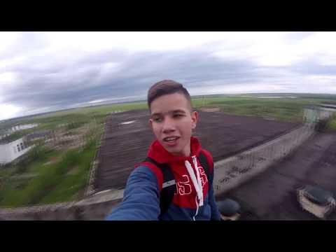 VLOG: Яранск. Заброшенное здание элеватора