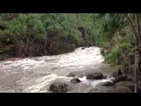 Hanakapiai Stream Courtesy Kauai County