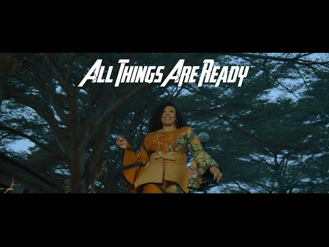 All Things Are Ready | SINACH