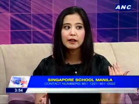 ANC Shop Talk: Singapore School Manila