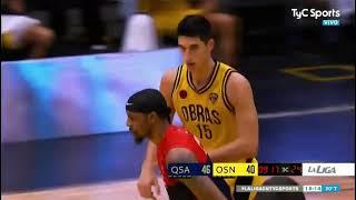 #LNB - F4 Súper 20 - Quimsa 83-81 Obras Basket (26/2/2021)