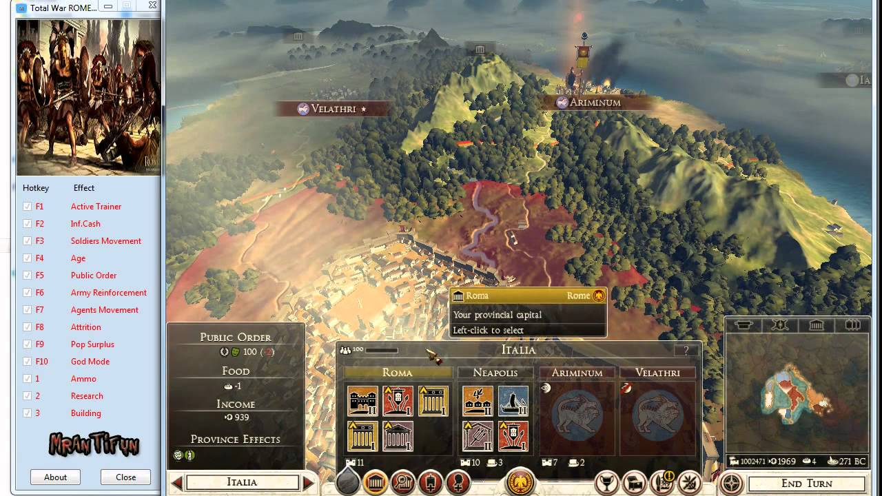 total war 2 rome how to build armour