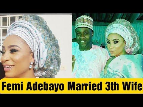 Download Femi Adebayo Welcome 3rd Wife Olaitan  Sugar