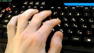 Удобно ли печатать на механической клавиатуре по сравнению с мембранной?