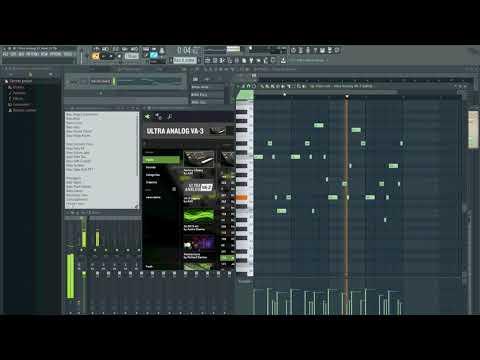 Ultra Analog VA3 Presets Bass