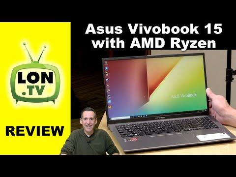 Asus Vivobook 15 with AMD Ryzen 5 Laptop Review - Budget Laptop!