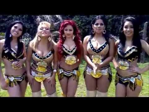 AGUAS DE ORO Saluda a fans del Perú y el Mundo