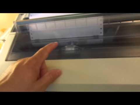 Okidata Microline 395 Modern 24-pin Impact Printer