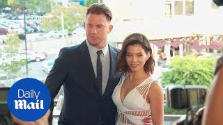 Channing Tatum & Jenna Dewan in happier times through the years - Daily Mail
