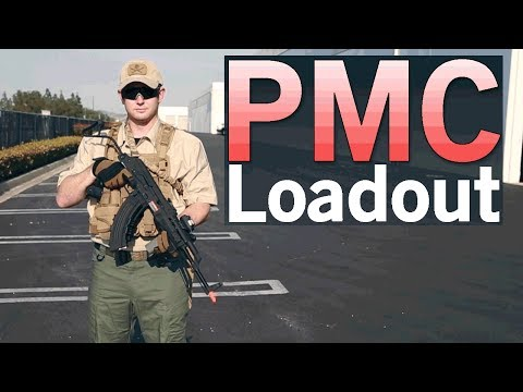 Private Military Contractor (PMC) TGH - Condor PC and Tactical AK | Airsoft GI