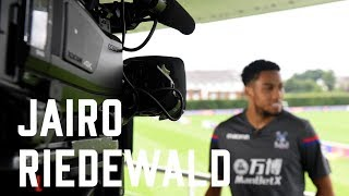 Jairo Riedewald signs for Crystal Palace