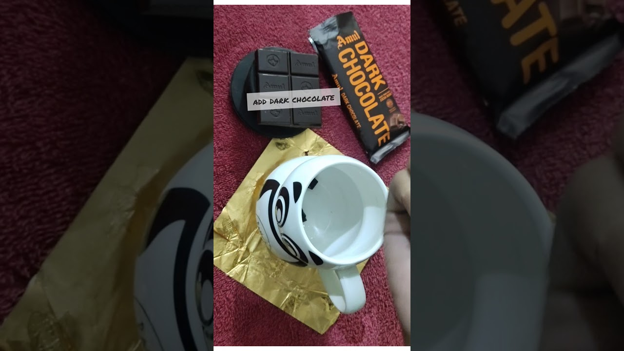 Download how to make instant hot chocolate at home 😁😁  mansi gupta