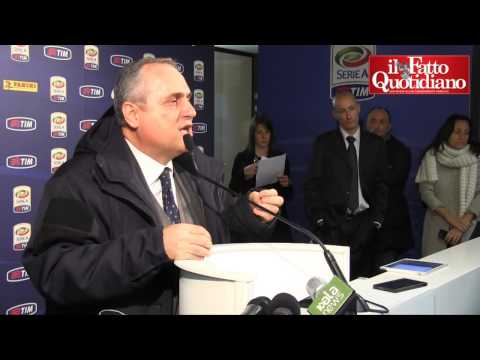 Calcio, Lotito: