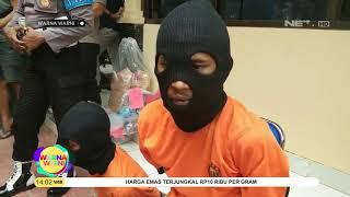 Polisi Tangkap 3 Pelaku Pemerkosaan Dan Pembunuhan Gadis Baduy Berumur 13 Tahun - WARNA WARNI