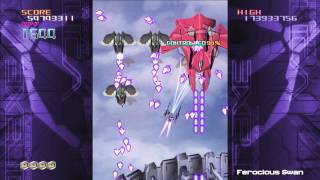 Triggerheart Exelica - Perfect Play - no miss, 1cc, all boss forms (Xbox 360)