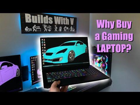 Should You Buy a Gaming Laptop in 2021? (MSI GF75 Thin 10UEK Intel i7 RTX 3060)