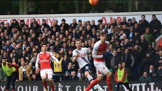 Tottenham Hotspur 2-2 Arsenal   Goals: Alderweireld, Kane   Match Review