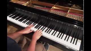 Slender Man Song (On Piano)