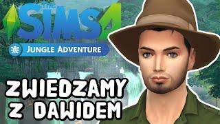 PRZYGODA W DŻUNGLI #1  Odkrywamy Selvadoradę z Dawidem!
