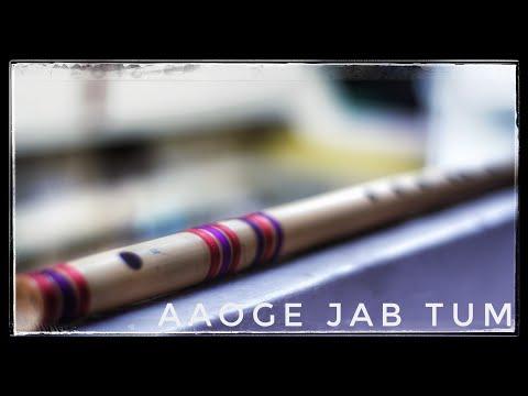 Aaoge Jab Tum Saajna | Jab We Met | Flute Cover-HD | Kedarnath Bailur
