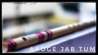 aaoge jab tum saajna jab we met flute cover hd kedarnath bailur