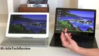 Sony VAIO Flip 13 vs. Sony VAIO Duo 13 Comparison Smackdown