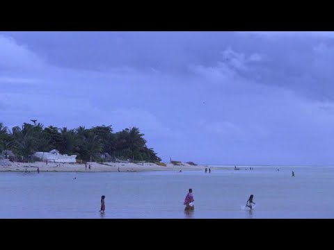 The people of Kiribati could become the world