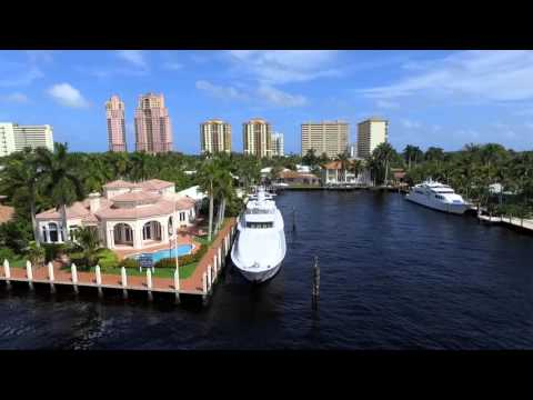 Ultimate Elegant Water Front Mediterranean in Fort Lauderdale, Florida
