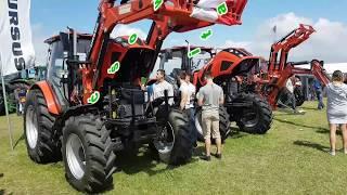 AGRO-TECH Minikowo Targi Rolno-Przemysłowe 1-2 lipiec 2017 Ośrodek Doradztwa Rolniczego pokaz