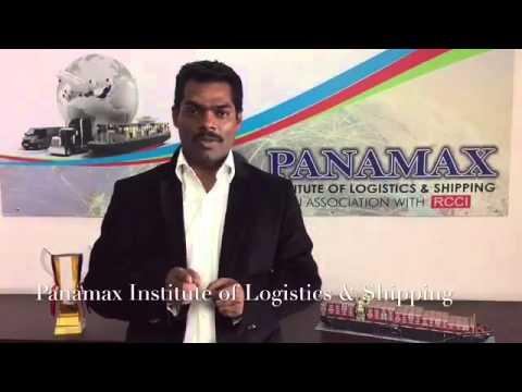 Sanjeevan Mhatre  Panamax Institute video