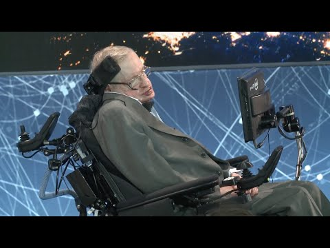 Stephen Hawking Joins Russian Billionaire to Build Interstellar Spacecraft