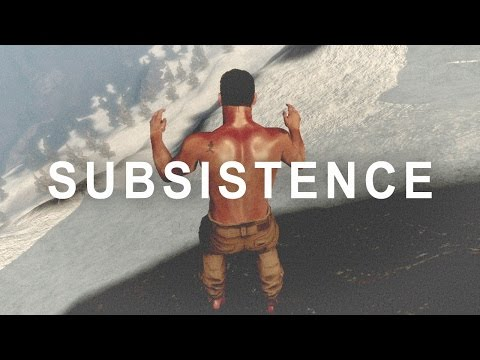 Subsistence : A Really Bad Rust Clone