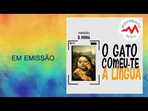 "Interview/Podcast ""O Gato Comeu-te a Lingua"""