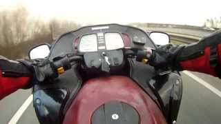 Bmw K75 ride Derby to Long Eaton