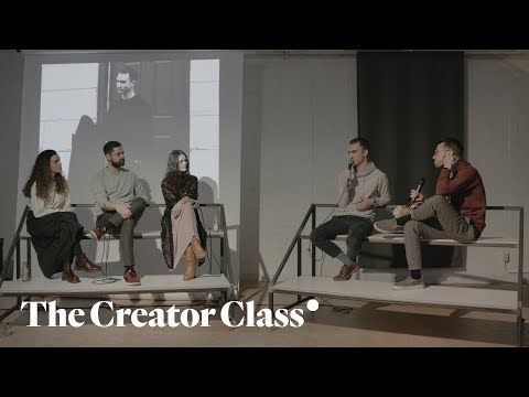 The Secret is to Start: a panel on sticking to your goals w/ Kotn