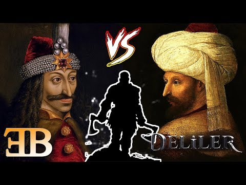 Sultan Mehmed, DELİLER ve Kazıklı Voyvodo 'DRACULA' (Hızlı Anlatım)