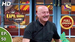 The Kapil Sharma Show Season 2दी कपिल शर्मा शो सीज़न 2Ep 50Evergreen Anupam Ji16th June, 2019