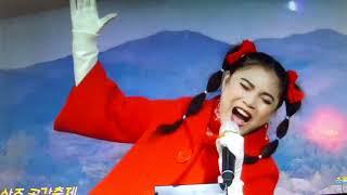 버드리  12월22일 야간중반  상주곶감축제 초청공연