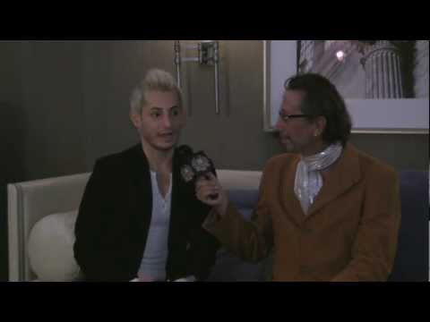 HERONEWS.ORG BROADWAY HERO OF THE MONTH, NOVEMBER FRANKIE JAMES GRANDE