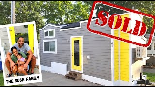 """We SOLD our Tiny House! On """"Market"""" only 13 days   Cash buyer, FULL ASKING PRICE!"""