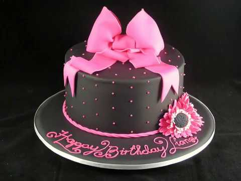 Birthday Cake Ideas Inspired By Michelle Cake Designs Http Www