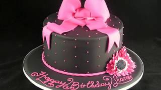 Birthday Cake Ideas Inspired By Michelle Cake Designs http://www-inspired-by-chocolate-and-cakes.com
