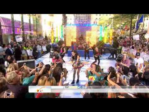 Cher LLoyd - With Ur Love - Today Show