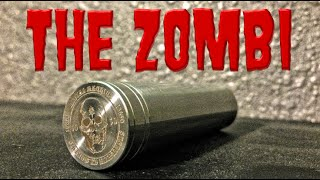 Zombi Mech mod  - Vape like the dead