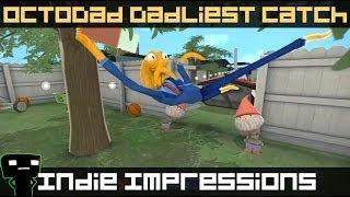 Indie Impressions - Octodad: Dadliest Catch