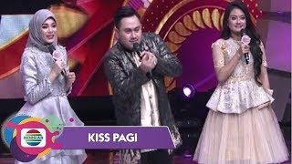 Cinta Segitiga Nassar dan Dua Gadis Malaysia di Panggung DA Asia 4 - Kiss Pagi